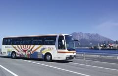 新定期観光バス