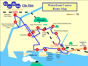 Waterfront Course