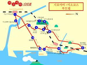 CV路線図(城山磯・韓)